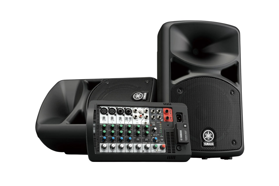 Stagepas 400BT Front