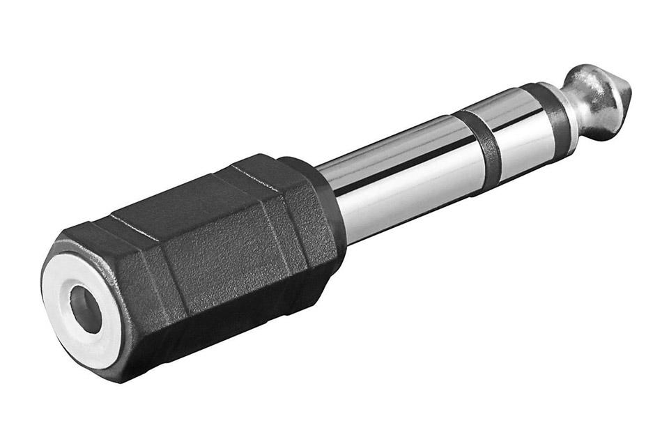 Goobay headphone adapter
