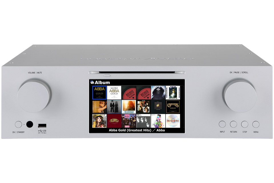 Cocktail Audio X-50 Pro digital streamer - Sølv