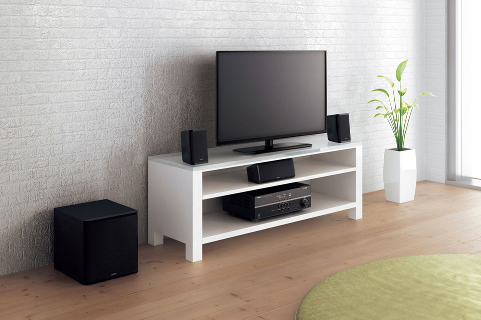 Yamaha 5.1-channel home theatre package - Lifestyle