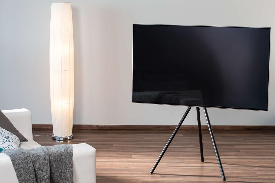 Hama TV floor stand - Lifestyle