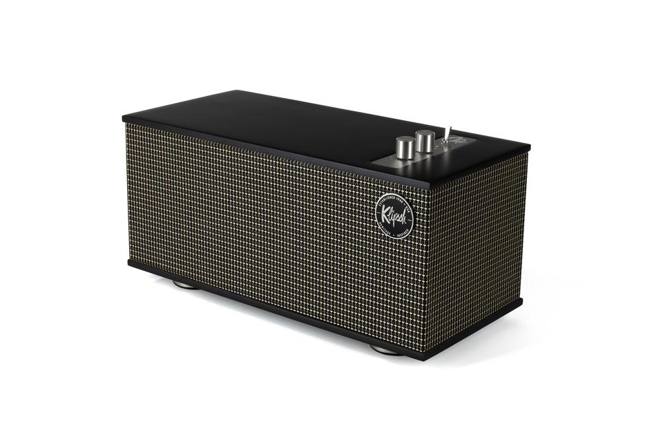 Klipsch Heritage The One II wireless speaker - Black