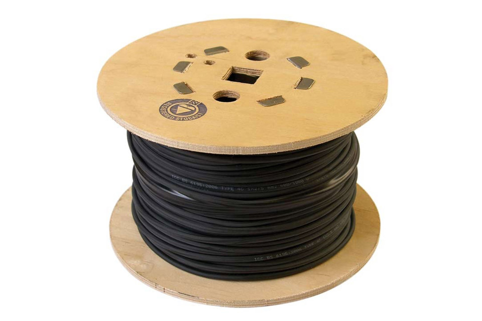 Ampetronic teleslyng kabel 2.5