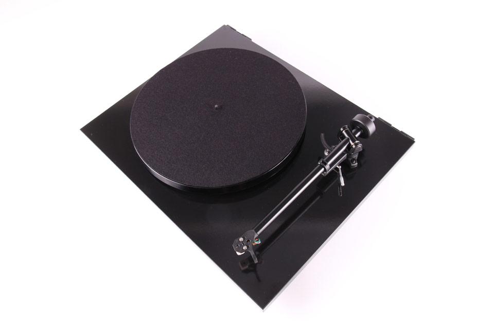 Rega Planar Intro turntable, black