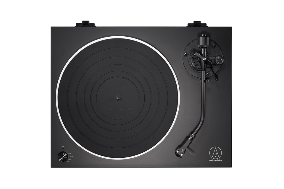 AT-LP5X, top view