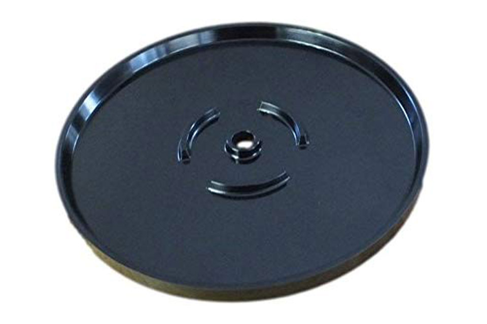Rega Phenolic replacement platter - Bottom