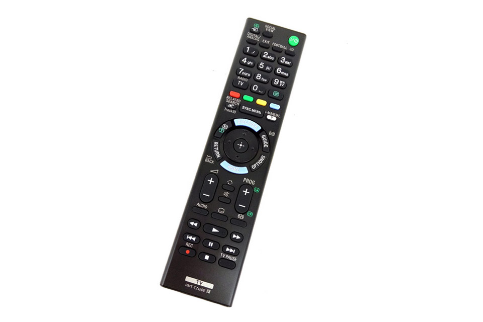 Sony fjernbetjening RMT-TZ120E