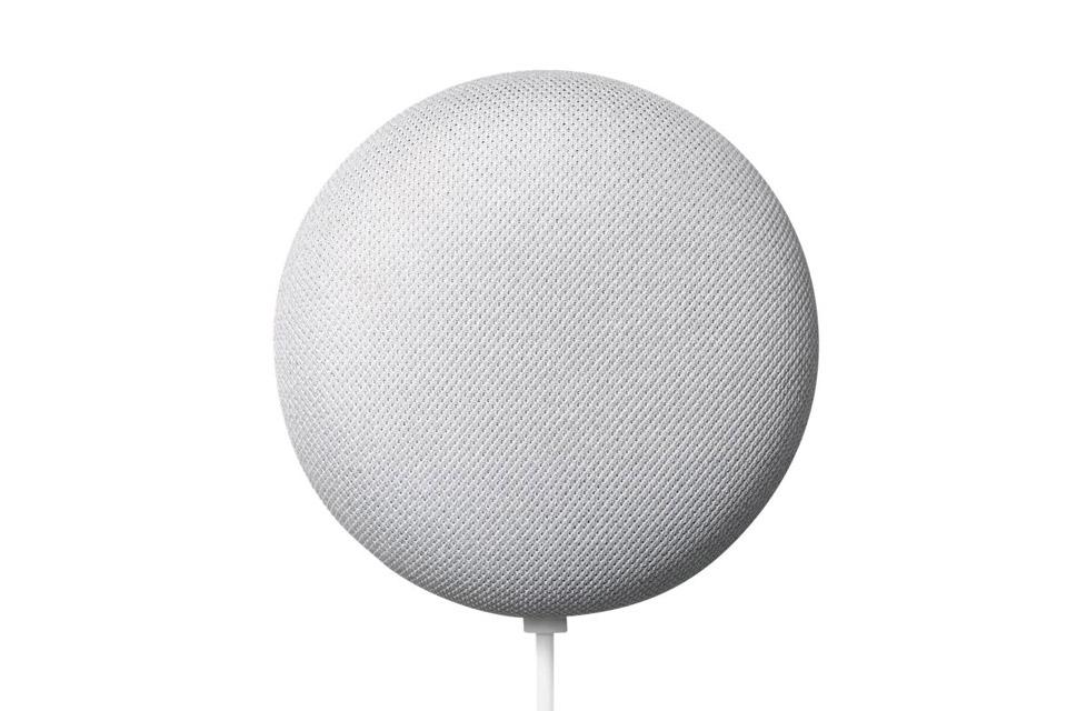 Google Nest Mini, hvid