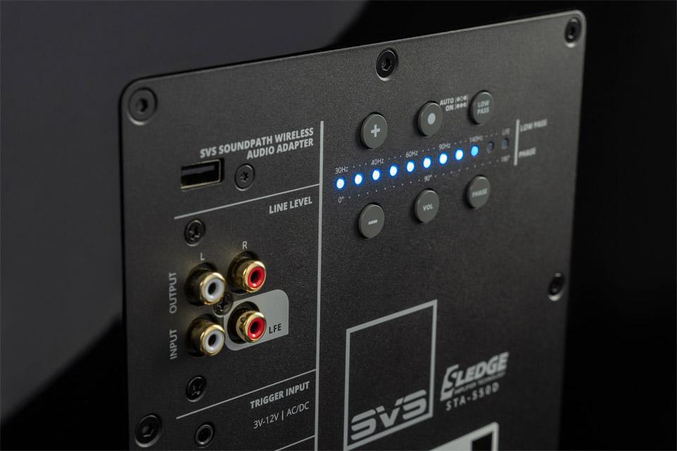SVS 2000 PRO subwoofer details