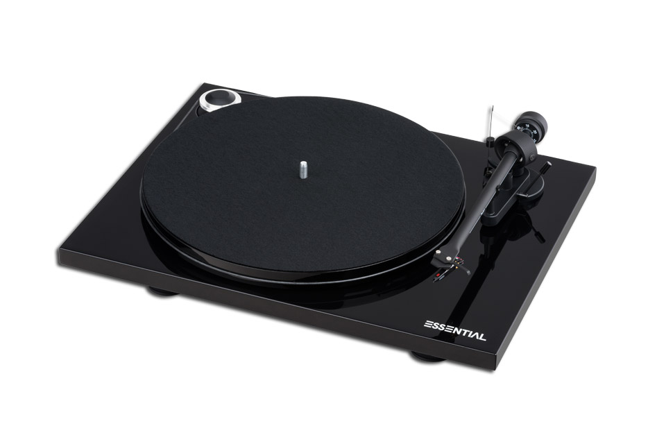Pro-Ject Essential III Digital, Black
