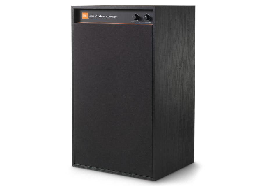 JBL 4312G studio monitor bookshelf loudspeaker - Front