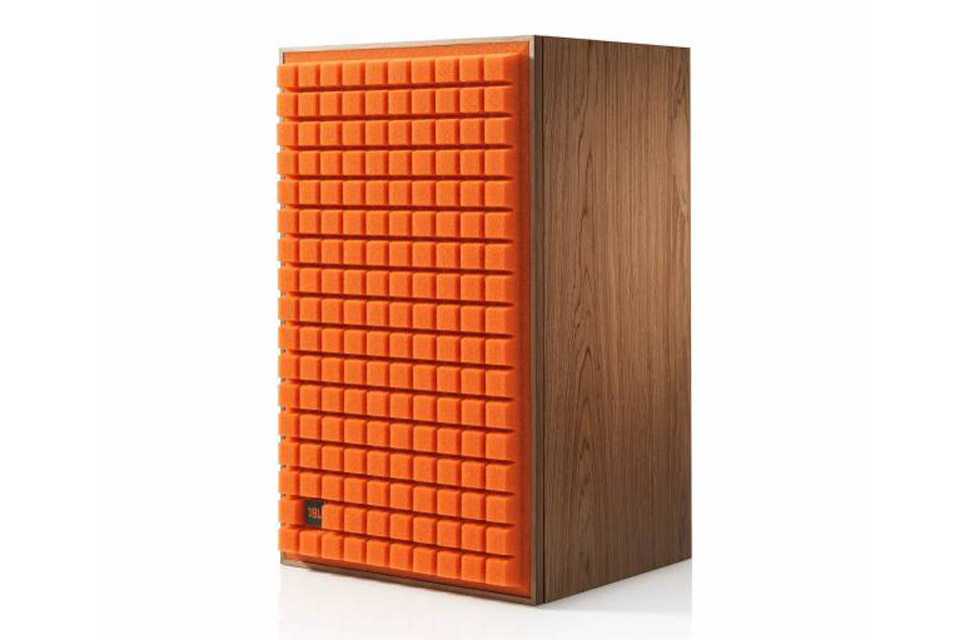 JBL Synthesis L100 Classic speaker - Orange walnut