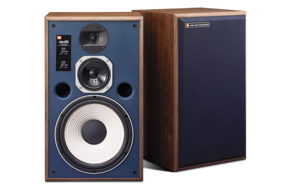 JBL Synthesis 4307 bookshelf loudspeaker