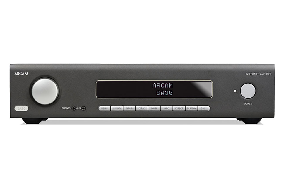 Arcam SA30 intergrated amp - Front