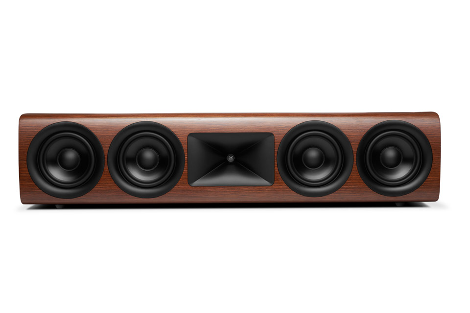 JBL Synthesis HDI 4500 center speaker - Walnut