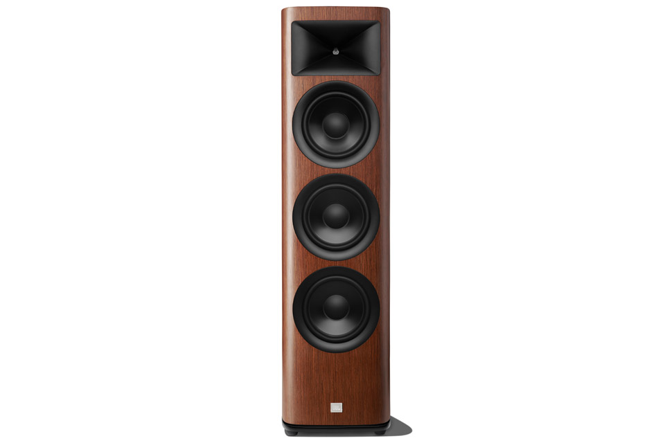 JBL Synthesis HDI 3800 floor loudspeaker - Walnut