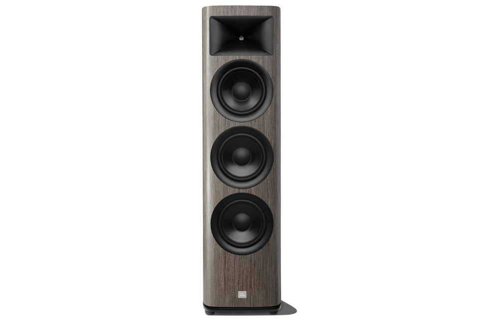 JBL Synthesis HDI 3800 floor loudspeaker - Grey oak