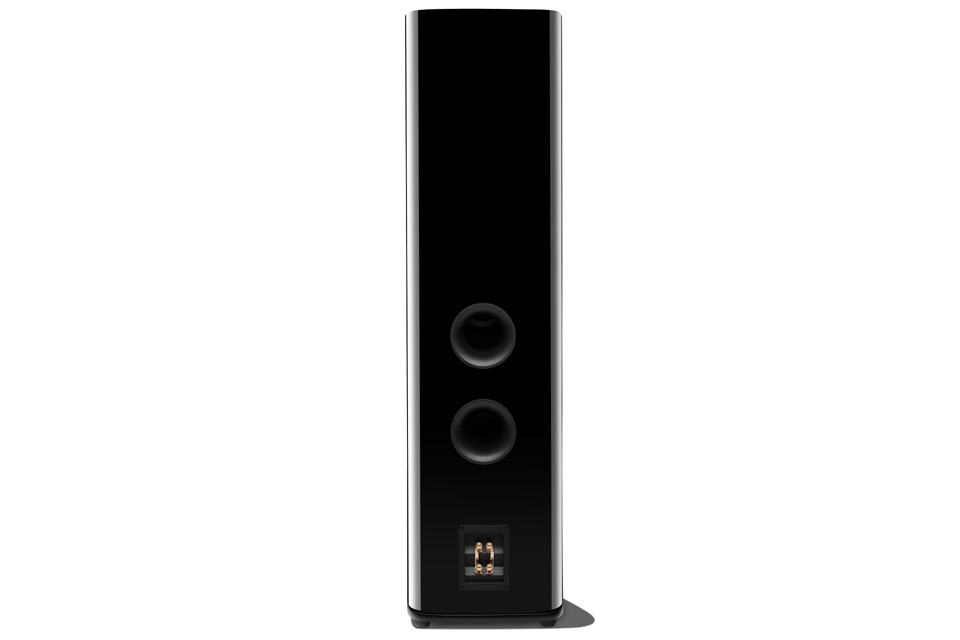 JBL Synthesis HDI 3800 floor loudspeaker - Black back