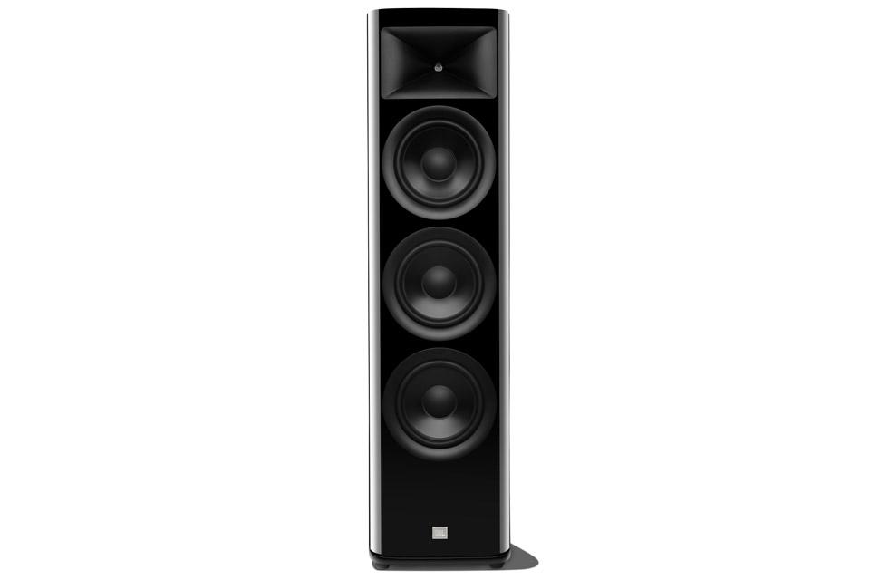JBL Synthesis HDI 3800 floor loudspeaker - Black front