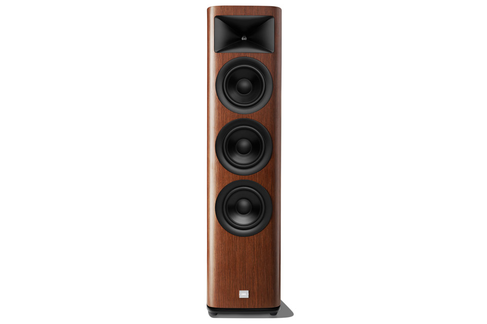 JBL Synthesis HDI 3600 floor loudspeaker - Walnut