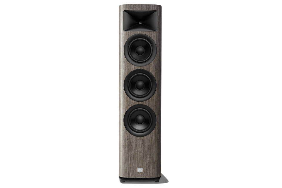 JBL Synthesis HDI 3600 floor loudspeaker - Grey oak