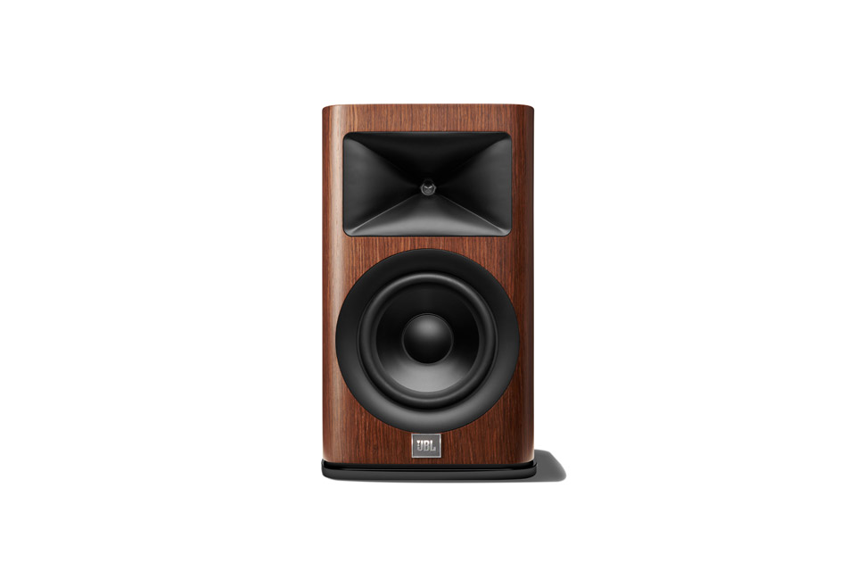 JBL Synthesis HDI 1600 bookshelf loudspeaker - Walnut