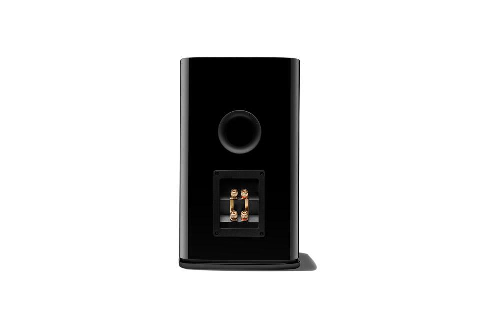 JBL Synthesis HDI 1600 bookshelf loudspeaker - Black back