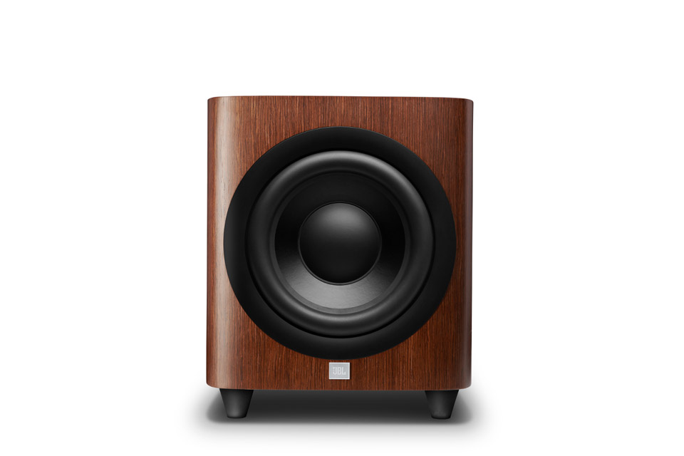 JBL Synthesis HDI 1200P subwoofer - Walnut