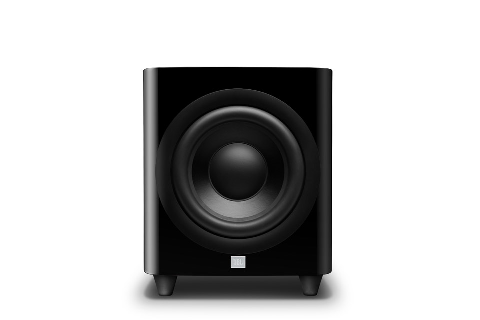 JBL Synthesis HDI 1200P subwoofer - Black front