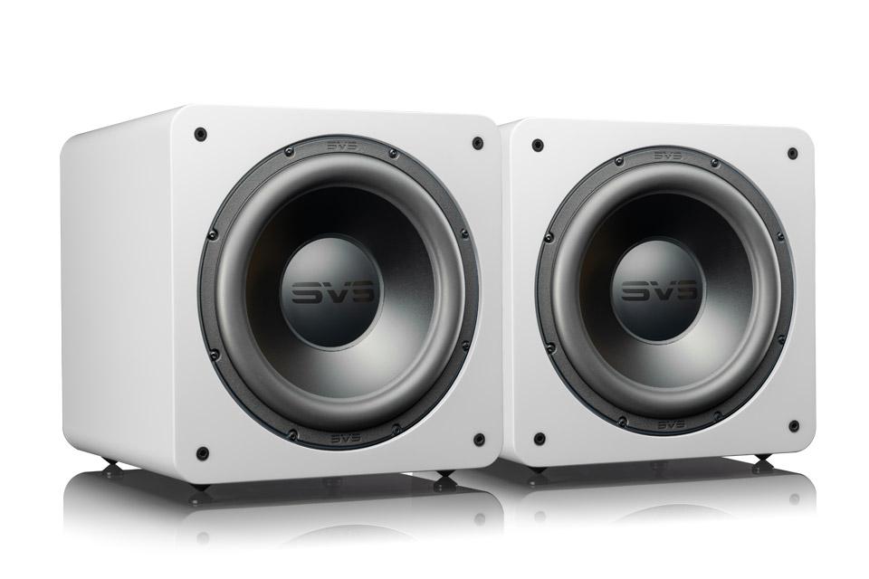 SVS SB2000 PRO Dual pack, white gloss