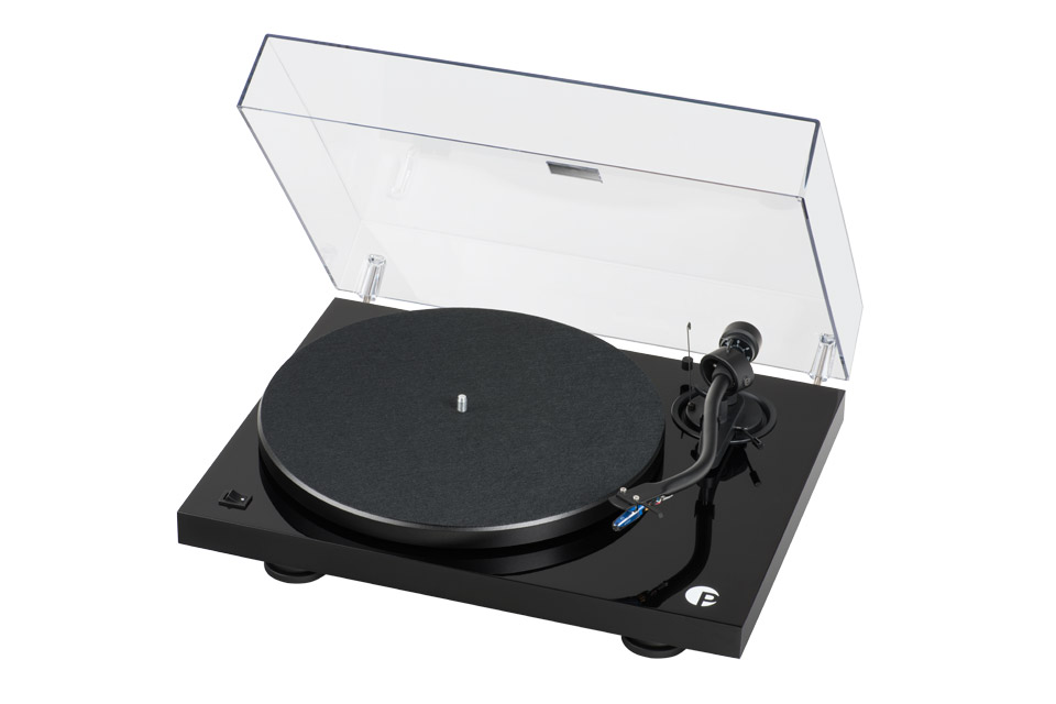 Pro-Ject Debut III S Audiophile dust cover