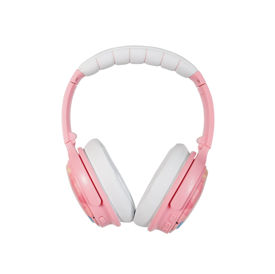 Buddy Phones Cosmos headphones, pink