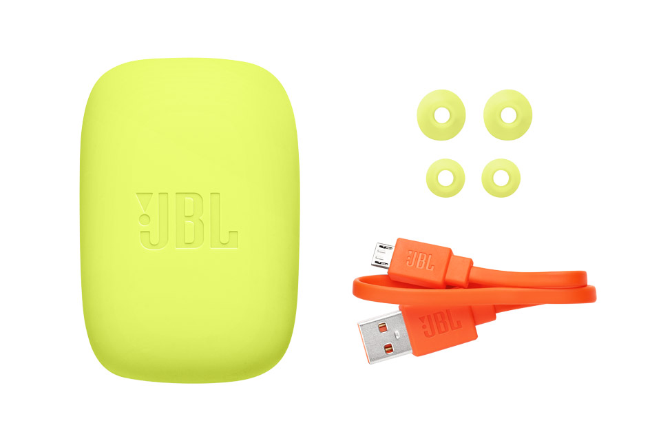 JBL Endurance Jump headphones