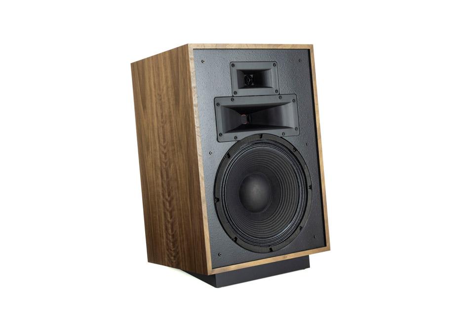 Klipsch Heresy IV speaker - Walnut