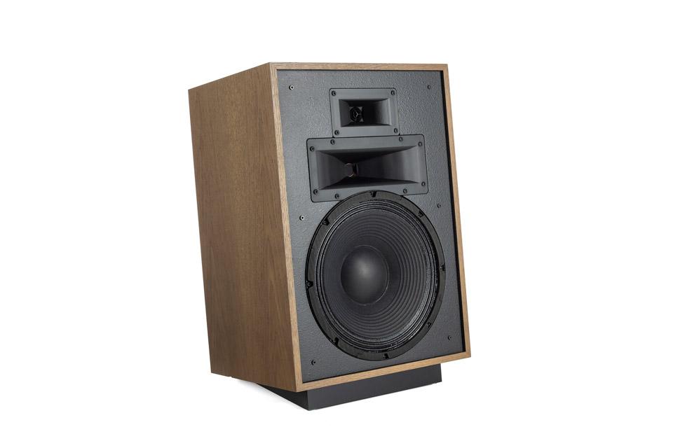 Klipsch Heresy IV speaker - Light Oak