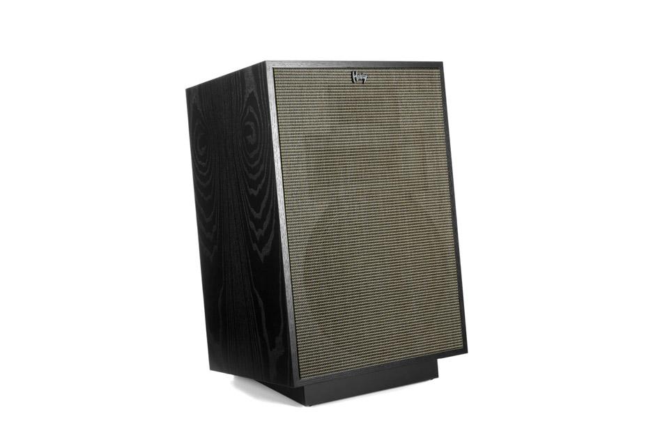 Klipsch Heresy IV speaker - Black front cover