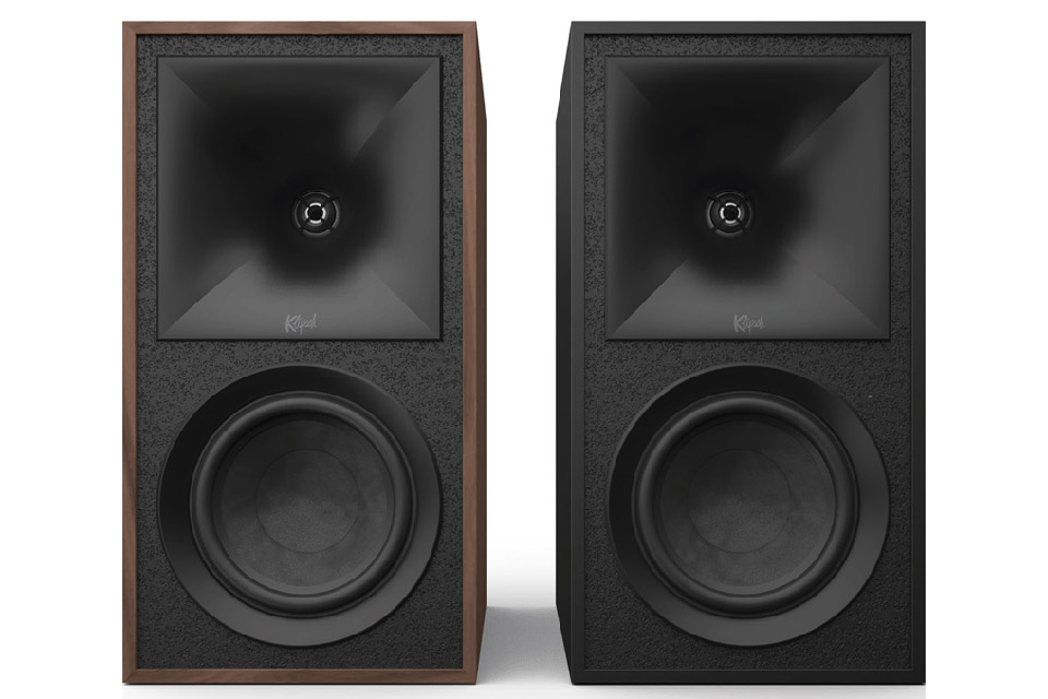 Klipsch The Fives powered monitor - Black and Walnut