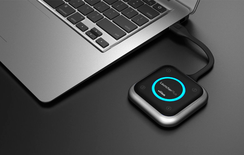 Vivitek Launcher USB C pc