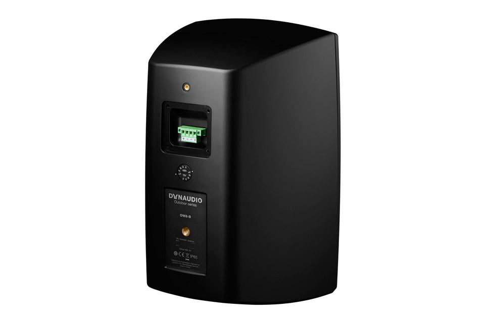 Dynaudio OW-8 outdoor speaker, black