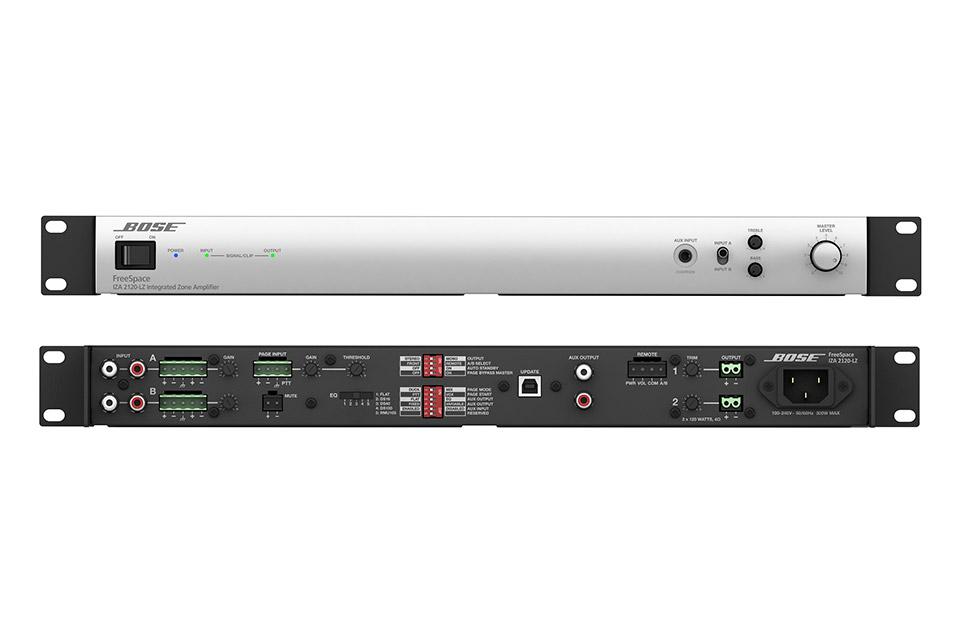 Bose Pro FreeSpace® IZA 2120 LZ front/ rear