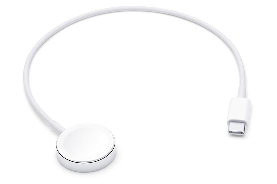 Original Apple Watch charger, USB-C - 30 cm