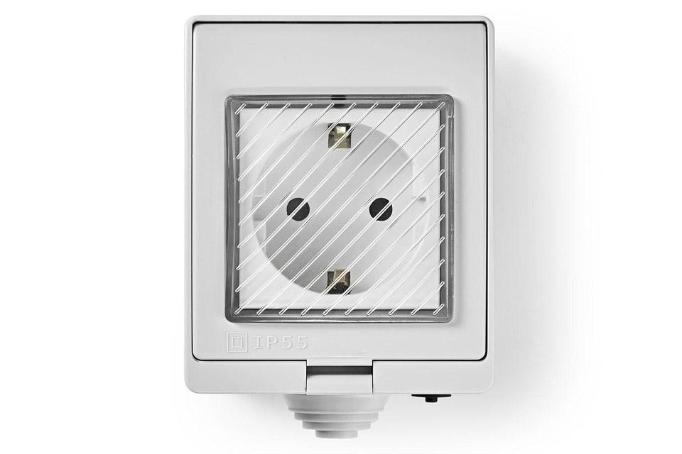 SmartLife Wi-Fi outdoor plug, waterproof (IP55)