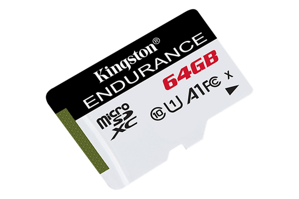 Kingston Endurance microSD(SDHC) card - 64 GB