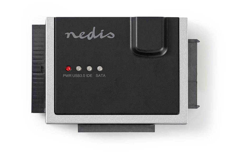 Nedis Hard drive adapter (IDE and SATA)