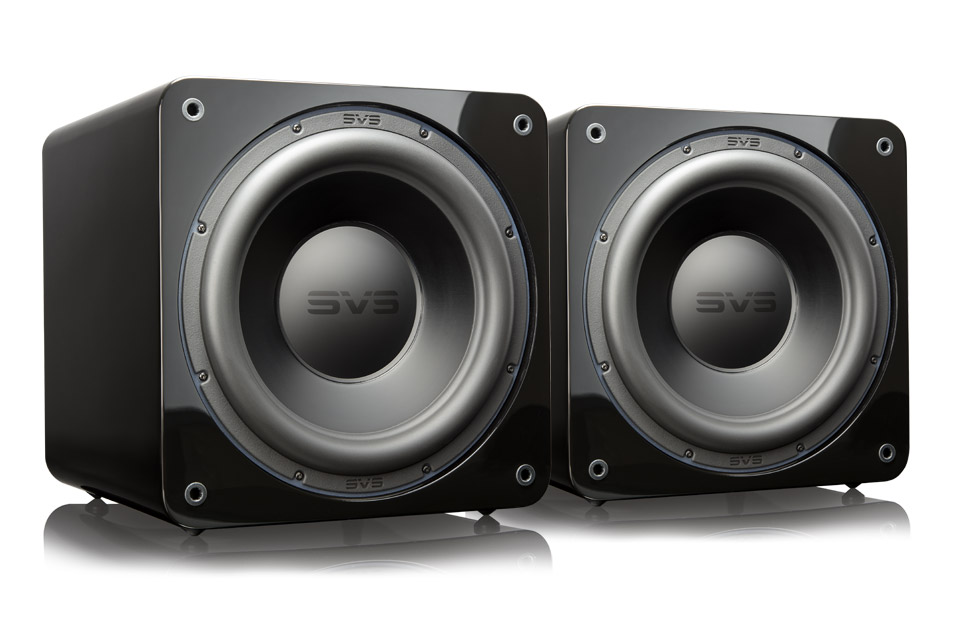 SVS SB3000 dual pack - black highgloss