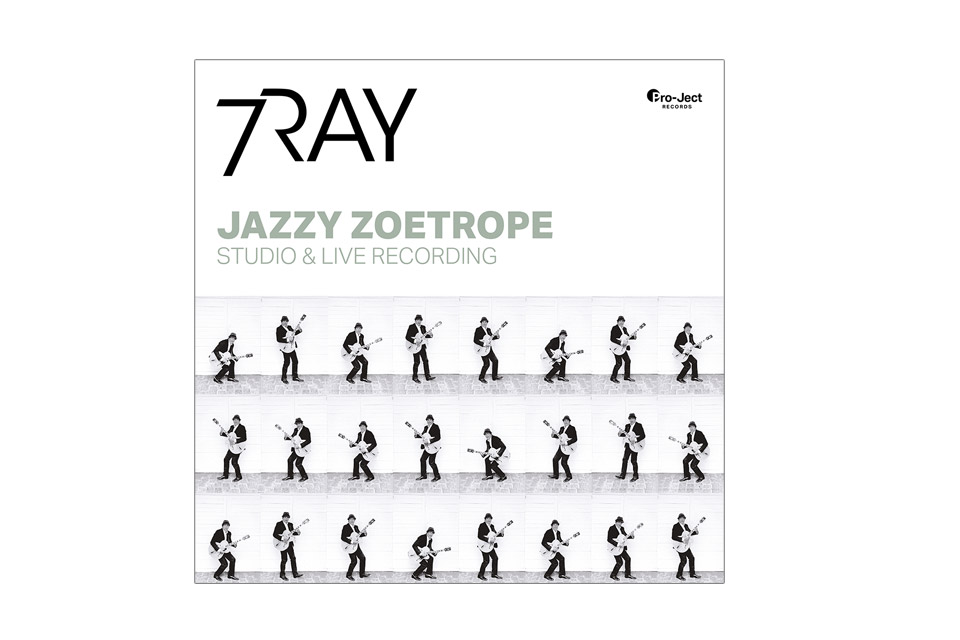LP: 7RAY feat. Triple Ace - Jazzy Zoetrope