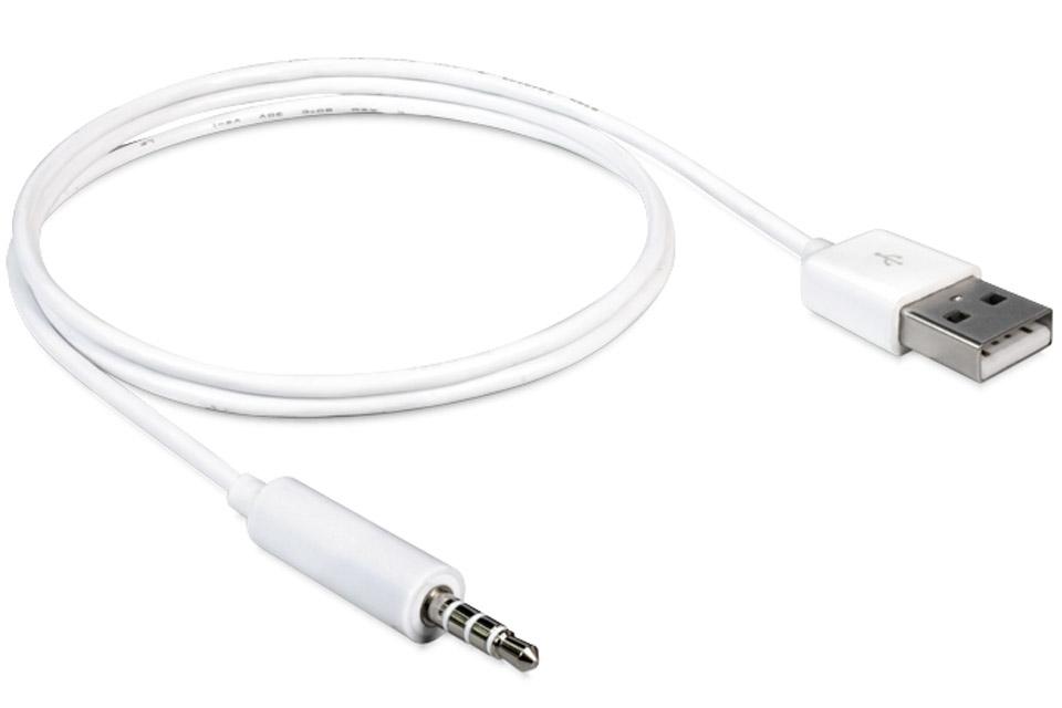 iPod shuffle USB cable