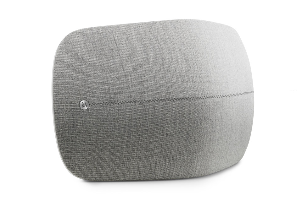 Beoplay A6 Cover sideview, Light Grey (A6 not included)