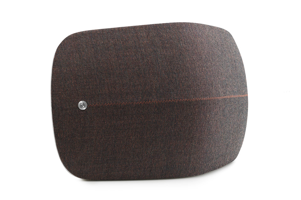 Beoplay A6 Cover sideview, Dark Rose (A6 not included)