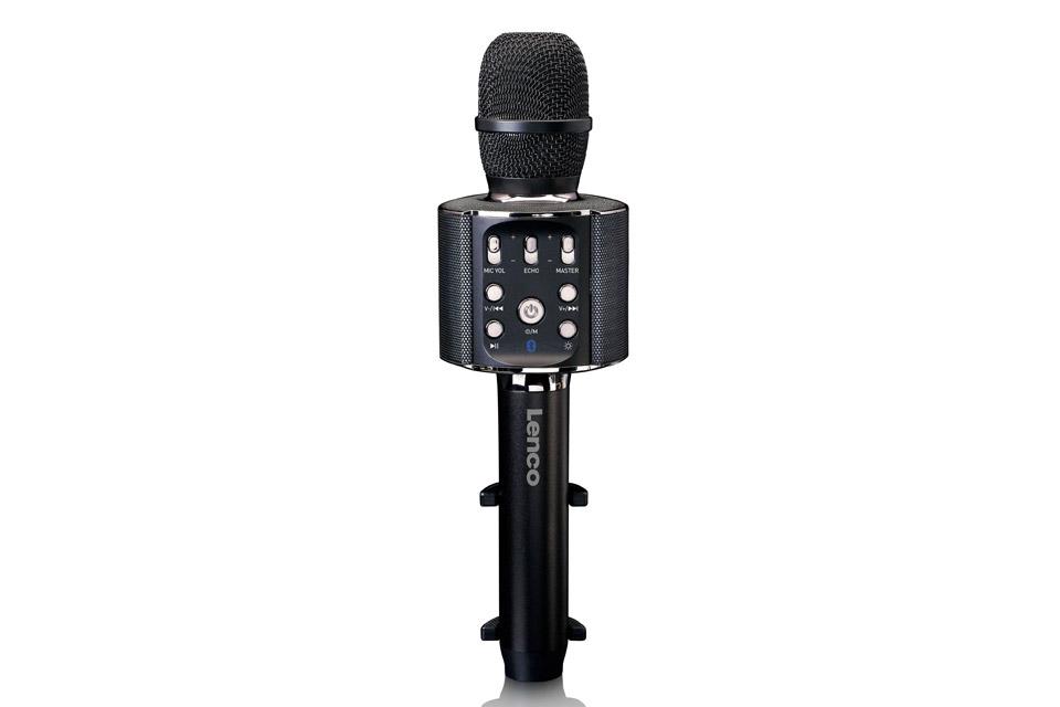 Lenco BMC-090 Karaoke microphone - Black